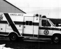 New Ambulance by Braun