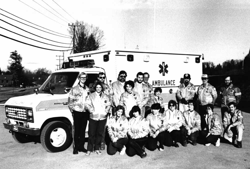 The History of Southbury Ambulance Association – Southbury Ambulance