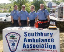 Town Volunteer Fair 2015