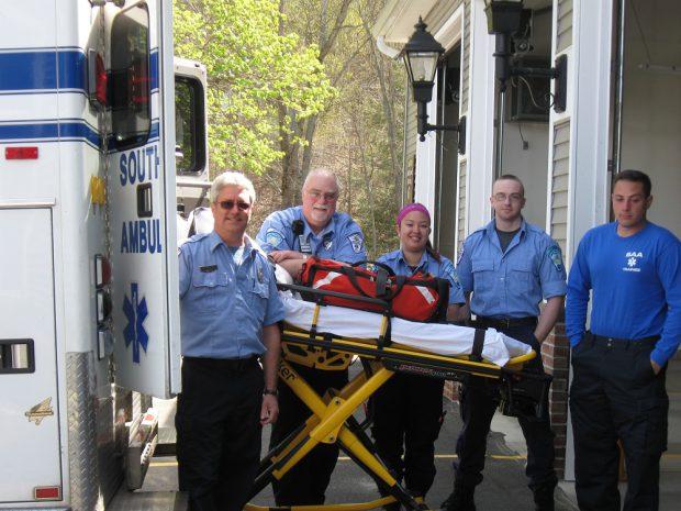 May 2016 EMS Appreciation Week